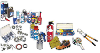 Workshop supplies, warehouse supplies and PPE | TVH