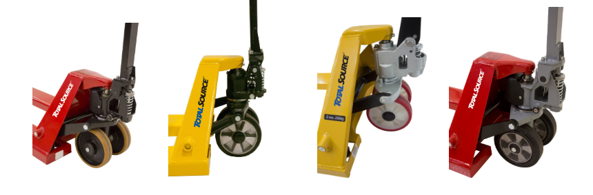 range of pallet trucks