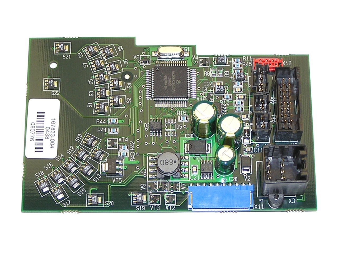 Printed Circuit Boards For Forklifts Tvh Circuits Board