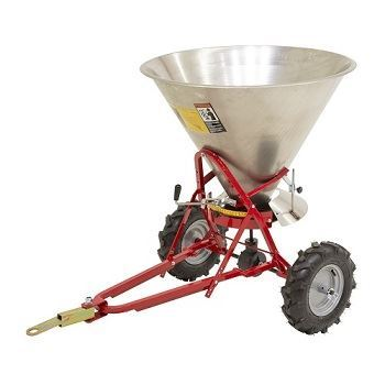 Steel salt spreader - REF 135TA5672