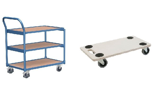 Roller and Trolleys