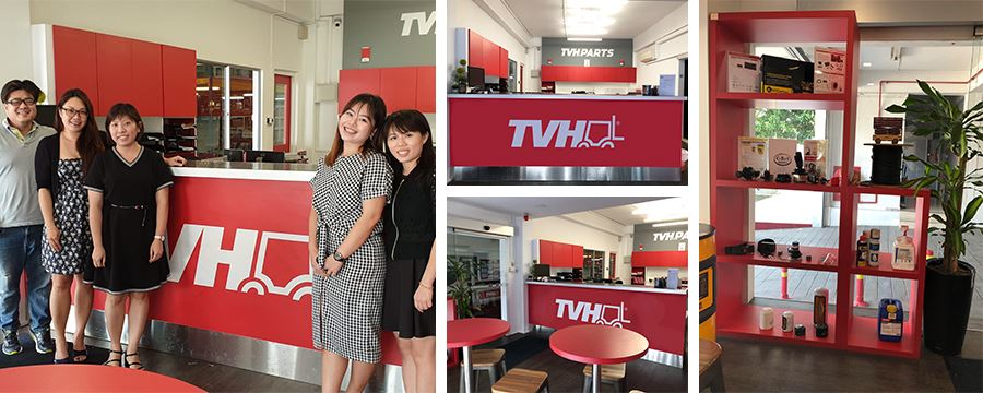 New counter at TVH Singapore