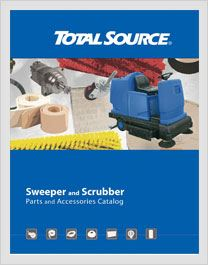Parts for sweepers & scrubbers catalogue