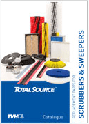 replacement parts for scrubbers & sweepers