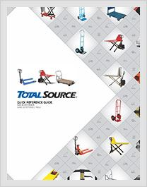Quick Reference Guide for Pallet Trucks