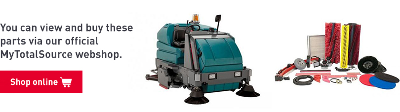 Industrial floor sweepers