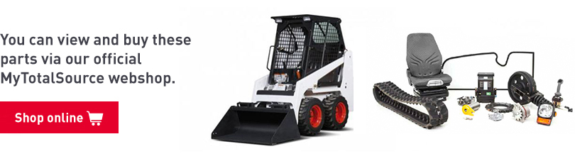 Buy parts for skid steer loaders