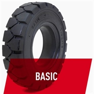 Solid basic tyres