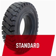 solid standard tyres