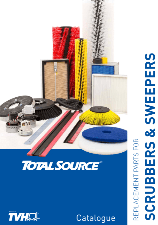 sweepers & scrubbers catalogue
