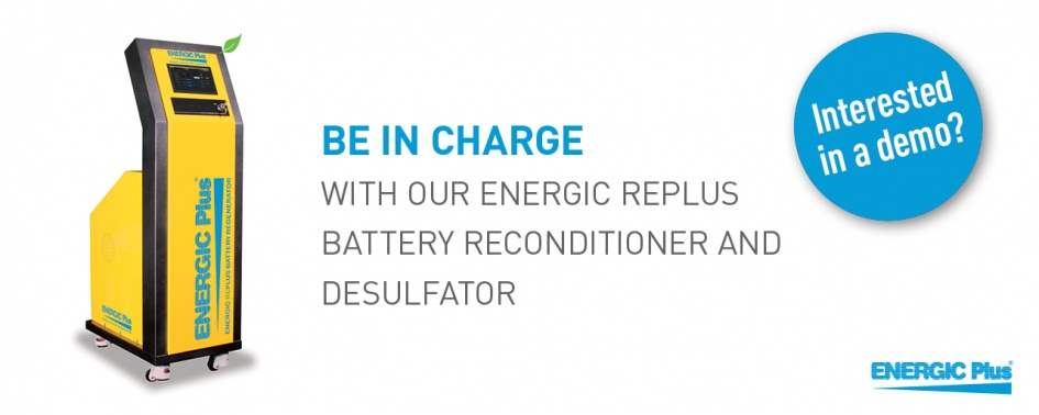Battery reconditioner: demo request