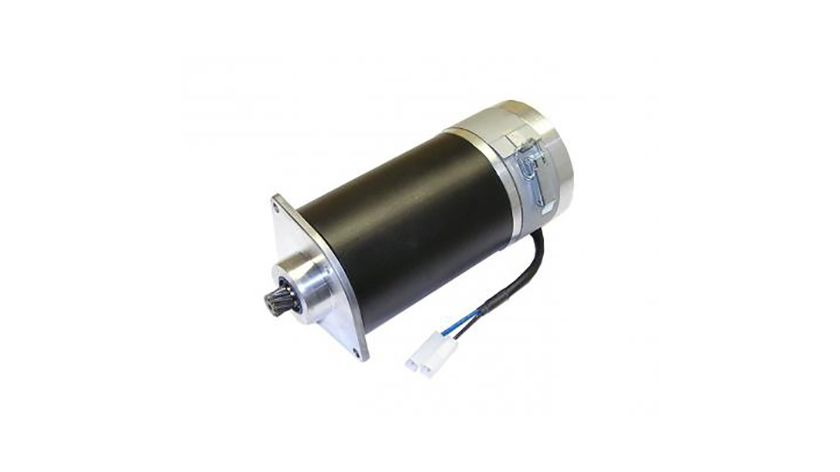 Reconditioned electrical motors for forklifts, aerial platforms, telehandlers ...