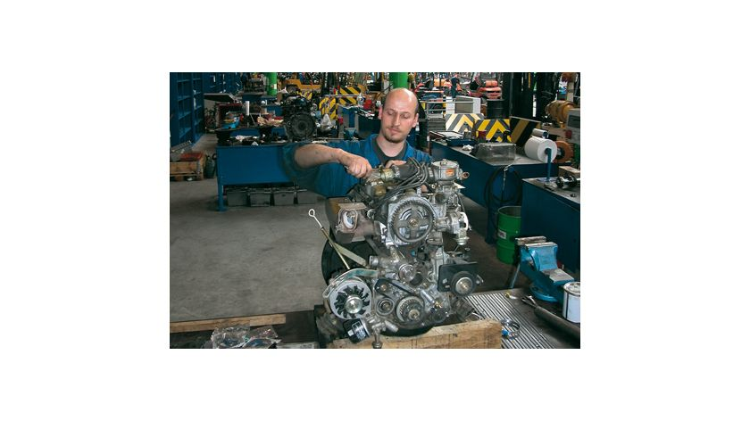 General info about reconditioned parts