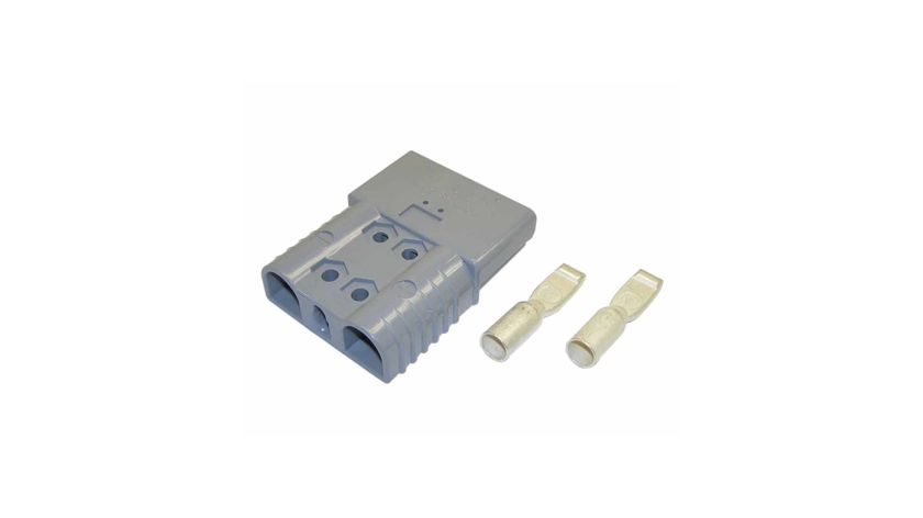 Anderson Power Products (APP) Battery connector grey