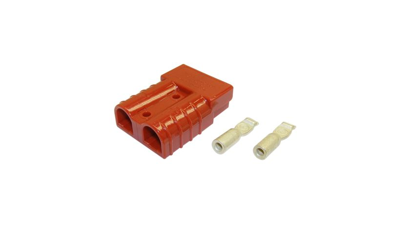 Anderson Power Products (APP) Battery connector red