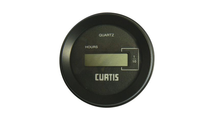 Hour meter Curtis