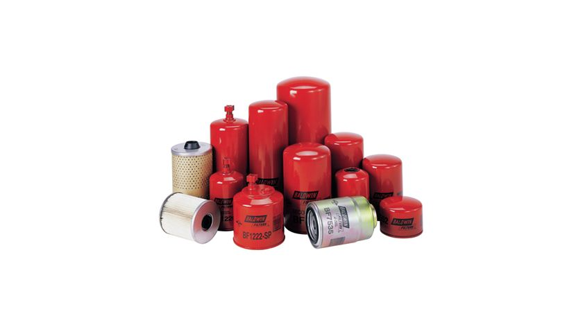Fuel filters Baldwin