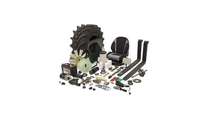 Parts for telehandlers