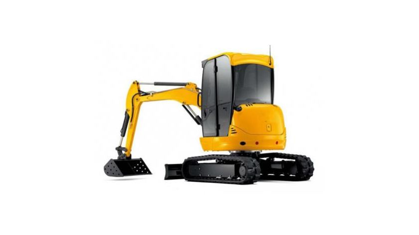 Parts for mini-excavator JCB