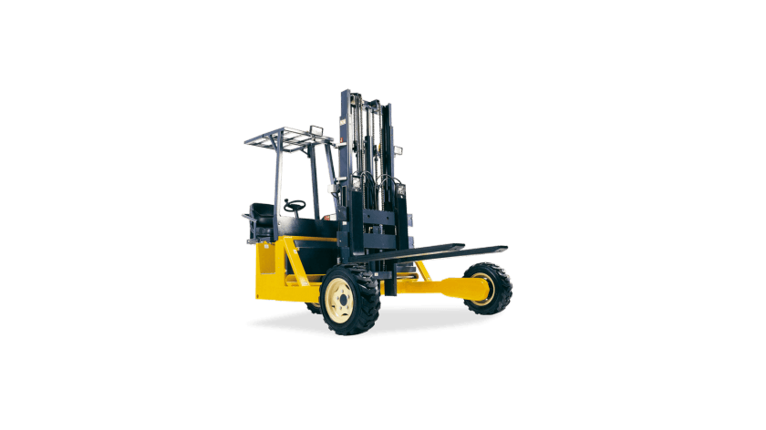 Parts for truck-mounted forklifts