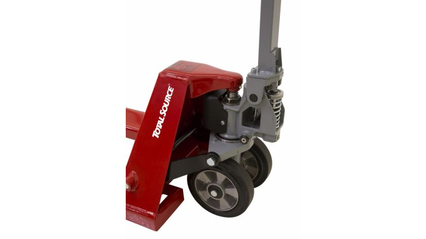 standard pallet trucks in steel