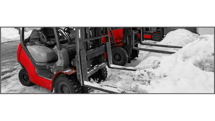 Winterizing Your Forklifts