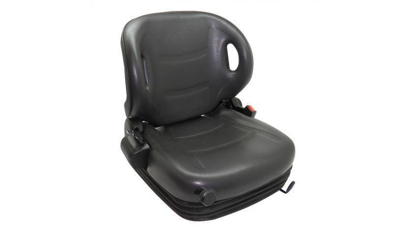 Seats for forklifts - wingback seat