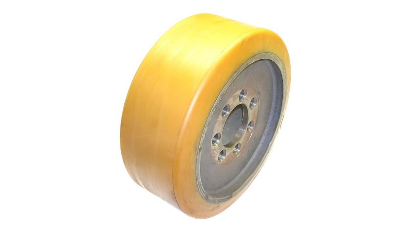 Forklift wheels - drive wheel