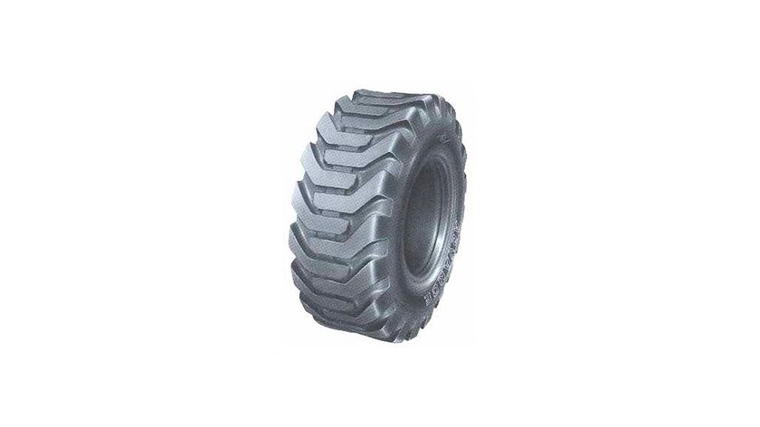 TELEHANDLER AND ROUGH-TERRAIN LIFT TRUCK TYRES