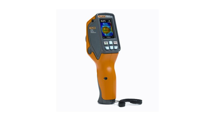 Fluke thermal imager VT02