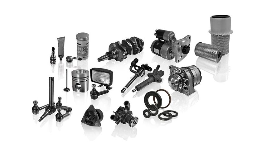 Bepco: parts for agricultural tractors
