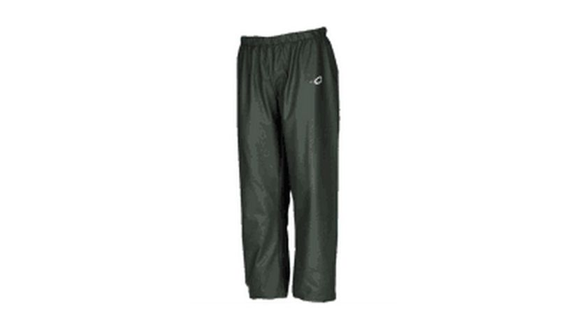 Sioen green work pants