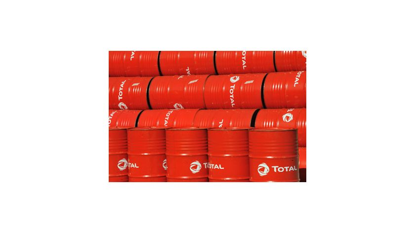Total oil barrels