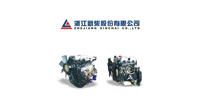 Xinchai engines and spare parts