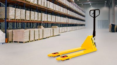 Handling Equipment & Warehouse Accessories